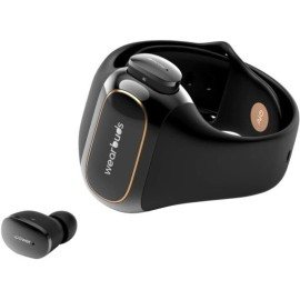 CuboQ Power Bank with Speaker 3500 mAh